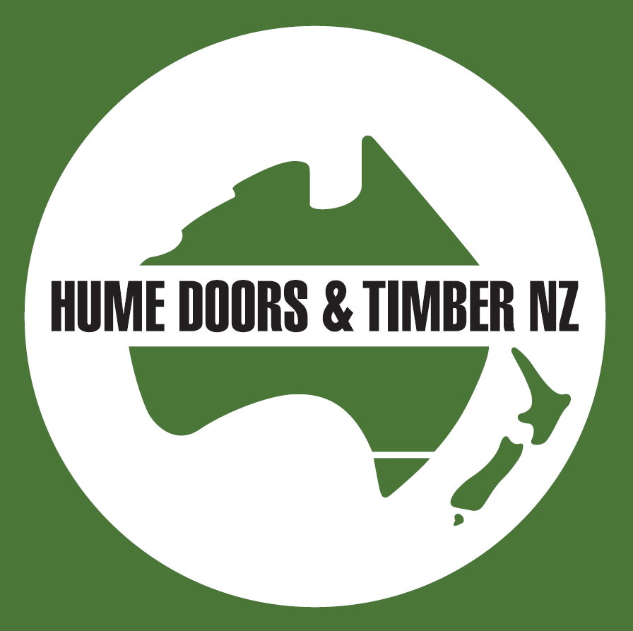 Hume Doors Timber Logo