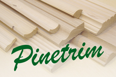 Pinetrim - Natural Timber Moulding Profiles