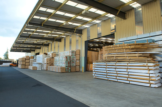 Hume Pine NZ timber and door products manufacturer